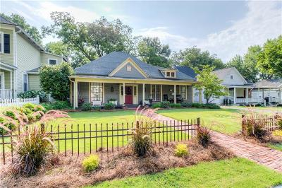 Marietta Single Family Home For Sale: 328 Church Street NE