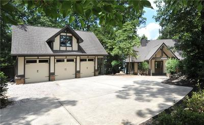 Flowery Branch Single Family Home For Sale: 6717 Crestwood Peninsula