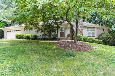 Dunwoody Single Family Home For Sale: 1553 Withmere Way