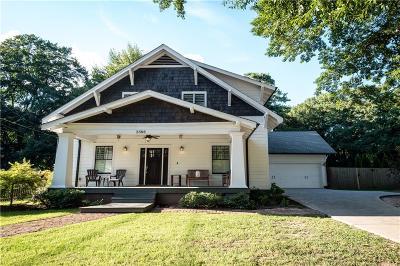 Atlanta Single Family Home For Sale: 2506 Memorial Drive SE