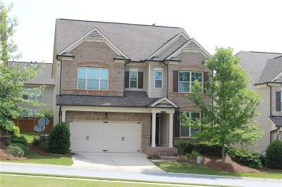 Sandy Springs Single Family Home For Sale: 7585 Stoneridge Drive