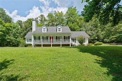 Lumpkin County Single Family Home For Sale: 251 Rock Terrace Road