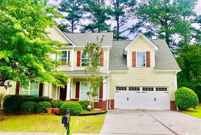 Loganville Single Family Home For Sale: 904 Lakeside Court