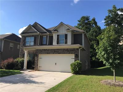 Forsyth County Rental For Rent: 1370 Apple Blossom Drive