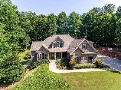 Canton Single Family Home For Sale: 110 Brannon Court