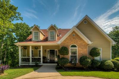 Pickens County Single Family Home For Sale: 192 Winchester Ridge N