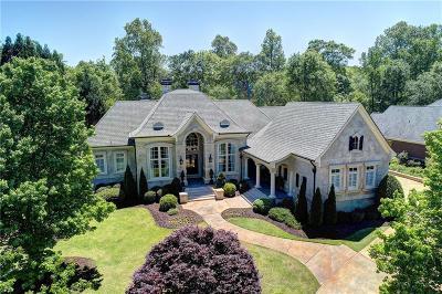 Johns Creek Single Family Home For Sale: 550 Marsh Park Drive