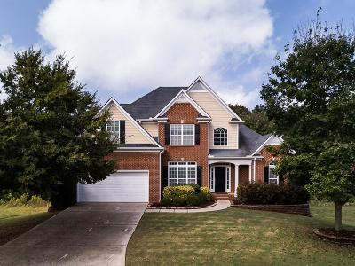 Cobb County Single Family Home For Sale: 371 Vinings Vintage Circle