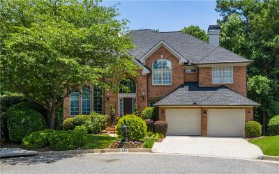 Roswell Single Family Home For Sale: 230 Edwardton Court