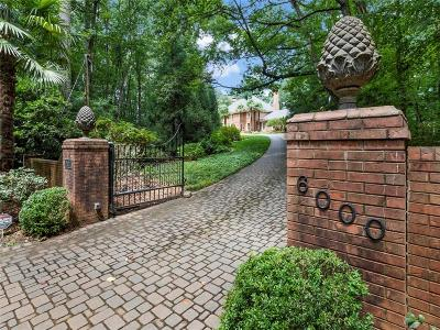 Sandy Springs Single Family Home For Sale: 6000 Winterthur Ridge