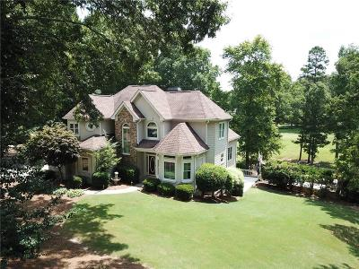 Flowery Branch Single Family Home For Sale: 4208 Edgeworth Drive