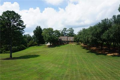 Canton Single Family Home For Sale: 2485 Univeter Road