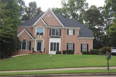 Powder Springs Single Family Home For Sale: 1430 Echo Mill Drive