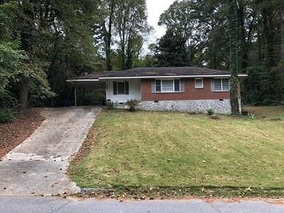 Single Family Home For Sale: 3660 Hill Acres Road SW