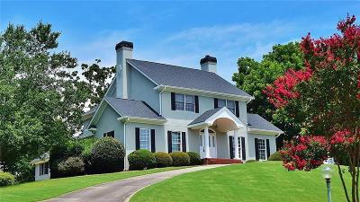 Gainesville Single Family Home For Sale: 4409 Sugar Maple Place