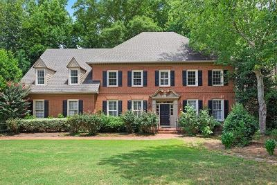 Dunwoody Single Family Home For Sale: 5325 Brooke Farm Drive