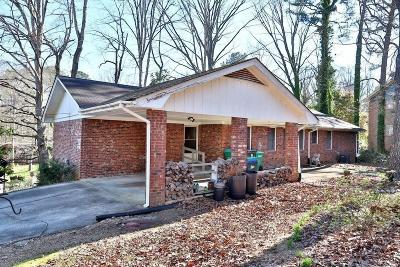 Tucker Single Family Home For Sale: 5738 Jordanaire Place