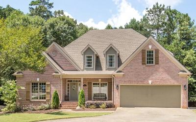 Buford Single Family Home For Sale: 4427 Trestle Way