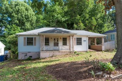 East Point Single Family Home For Sale: 2027 Neely Avenue