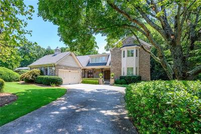 Single Family Home For Sale: 2751 Dover Road NW