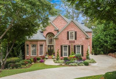 Duluth Single Family Home For Sale: 8930 Firestone Circle