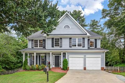 Single Family Home For Sale: 2685 Woodland Brook Lane SE