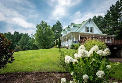 Pickens County Single Family Home For Sale: 1582 Big Ridge Road