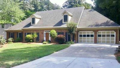 Sandy Springs Single Family Home For Sale: 715 Mabry Road
