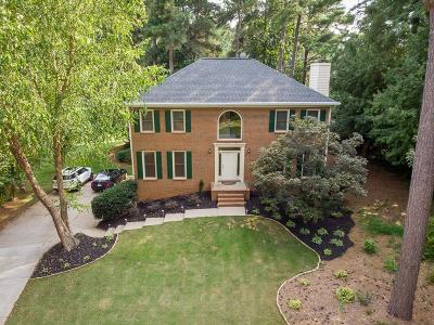 Snellville Single Family Home For Sale: 1600 Greyfield Trace