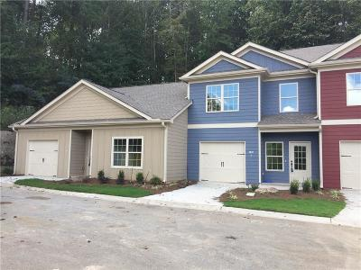 Pickens County Condo/Townhouse For Sale: 182 Towne Villas Drive