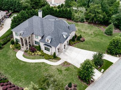 Marietta Single Family Home For Sale: 4481 Kings Lake Drive NE