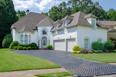 Alpharetta Single Family Home For Sale: 1180 Greatwood Manor