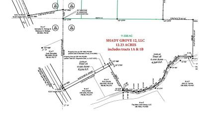 Cumming Residential Lots & Land For Sale: 0000 Shady Grove Road