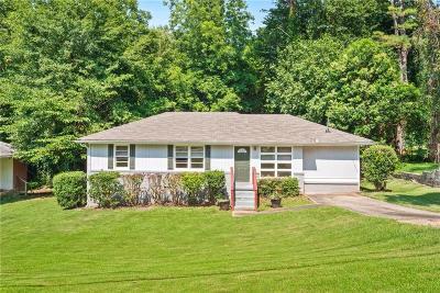 Atlanta GA Single Family Home For Sale: $189,900