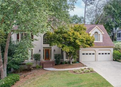 Marietta Single Family Home For Sale: 1788 Chadds Lake Drive NE