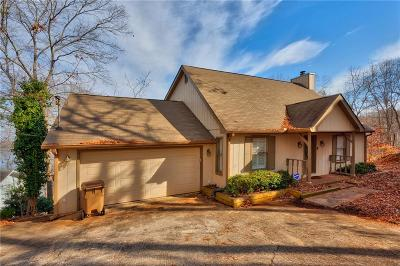 Gainesville Single Family Home For Sale: 4224 Twin Rivers Drive