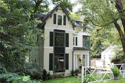 Decatur Single Family Home For Sale: 116 Medlock Road