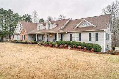 Pickens County Single Family Home For Sale: 751 Redfield Way