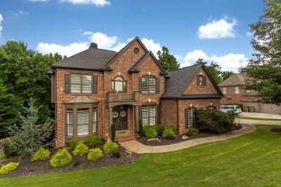 Woodstock Single Family Home For Sale: 611 Devon Brooke Drive