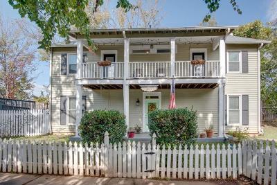 Single Family Home For Sale: 314 Glenwood Avenue SE