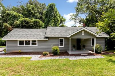 Jasper Single Family Home For Sale: 1017 Worley Crossroad