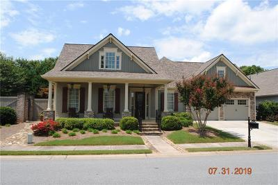 Woodstock Single Family Home For Sale: 203 Somerset Circle