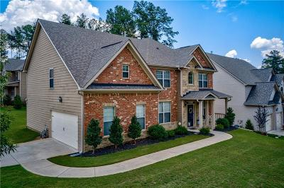 Acworth Single Family Home For Sale: 193 Clubhouse Lane