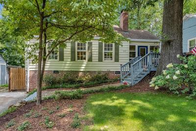 Single Family Home For Sale: 507 Deering Road NW
