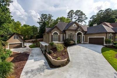 Canton Single Family Home For Sale: 1128 Bridgemill Avenue