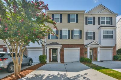 Tucker Condo/Townhouse For Sale: 2457 Ivey Crest Circle
