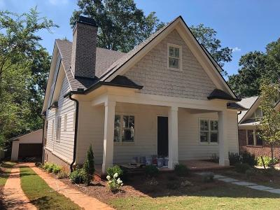 Decatur Single Family Home For Sale: 226 Mountain View Street