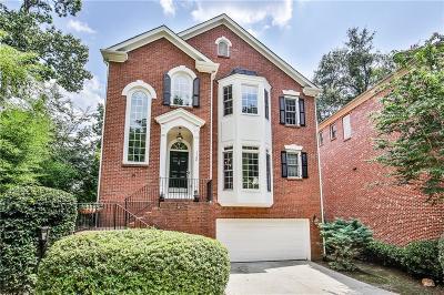Brookhaven Single Family Home For Sale: 1146 Ashton Bluff Drive NE