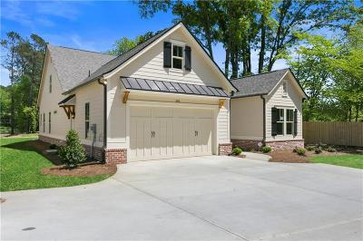 Powder Springs Single Family Home For Sale: 281 Holland Road