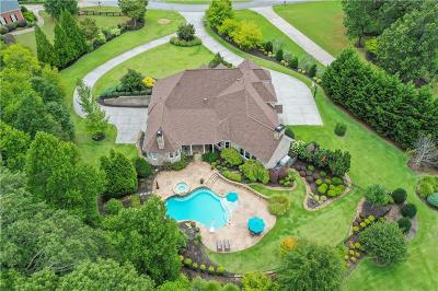 Cherokee County Single Family Home For Sale: 223 Savanna Estates Court